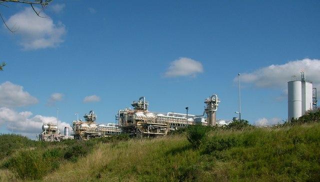 Barrow Gas Terminal