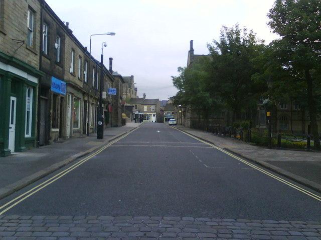 Henry Street, Glossop
