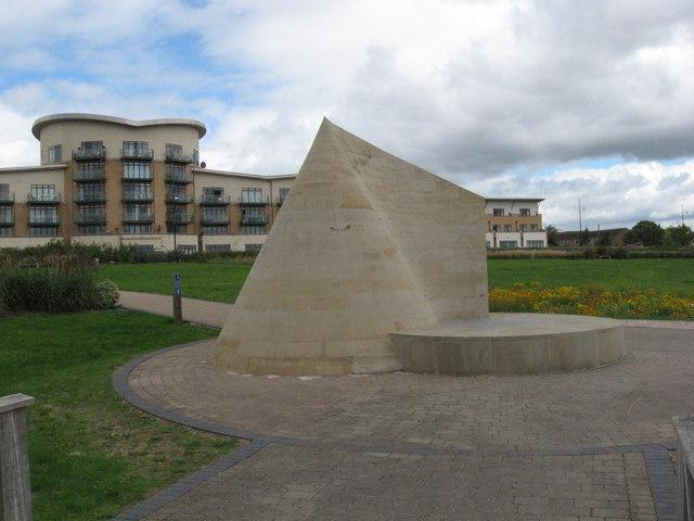 Cader Idris in Cardiff Bay