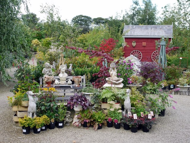 Bradley Nursery and Gardens, Sled Lane, Wylam