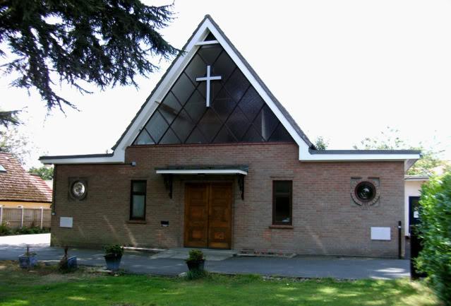 Congregational Church, Wivenhoe, Essex