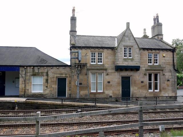 Wylam Station