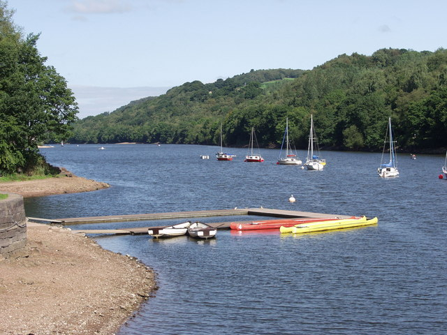 Sunny Bank Holiday at Rudyard
