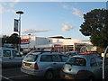 TQ7369 : Tesco Supermarket, Strood by David Anstiss