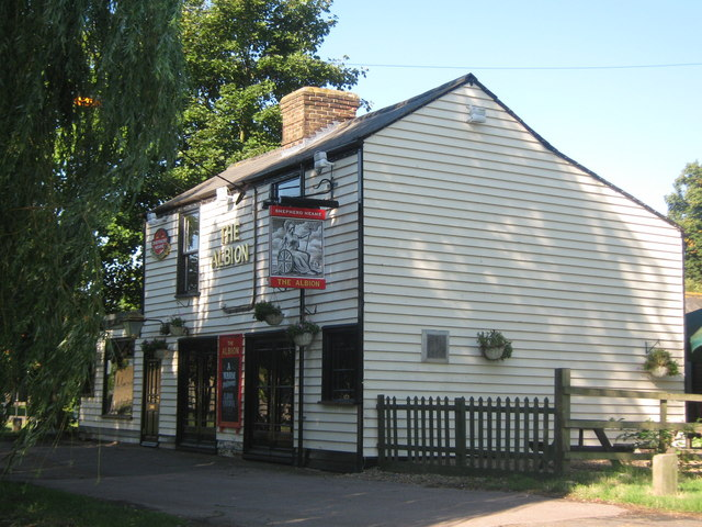 The Albion Public House, Faversham