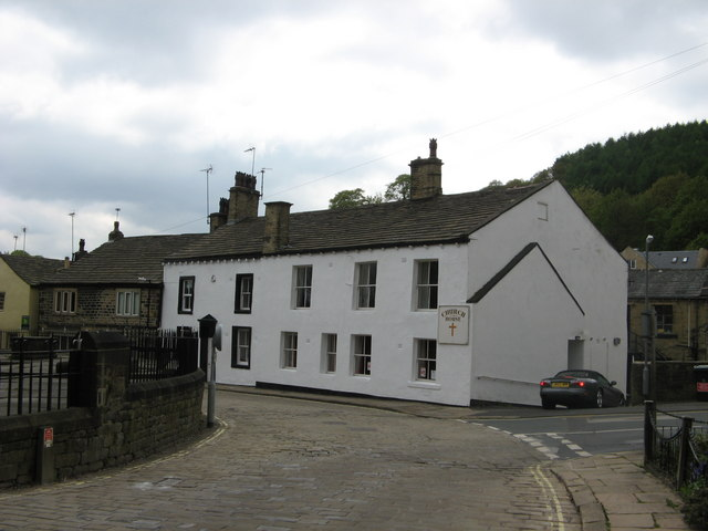 Church House, Old Main Street, Bingley
