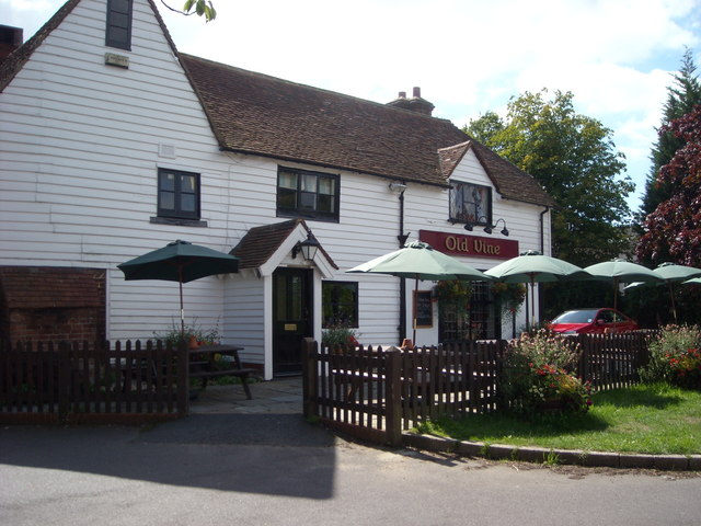 Old Vine Inn  at Cousley Wood, East Sussex