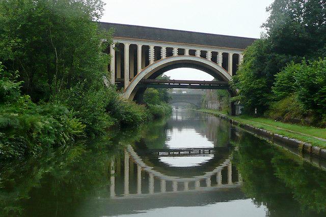 Spon Lane Bridge, Smethwick