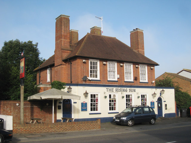 Rising Sun, Hollington