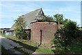 TR1662 : Oast House at Vale Farm, Barnet's Lane, Broad Oak, Kent by Oast House Archive
