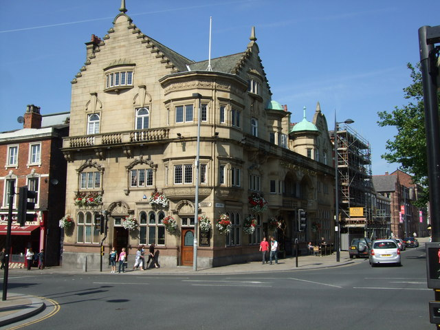 Philharmonic Dining Rooms Liverpool. Philharmonic Dining Rooms Liverpool  C  Richard Hoare    Geograph