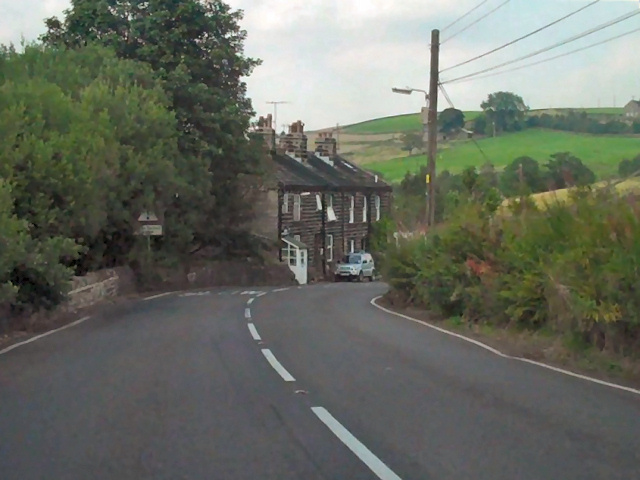 Blackstone Edge Road, Cragg Vale