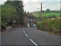 SE0022 : Blackstone Edge Road, Cragg Vale by David Dixon
