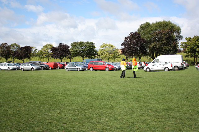 Crown Meadow Car Park Evesham