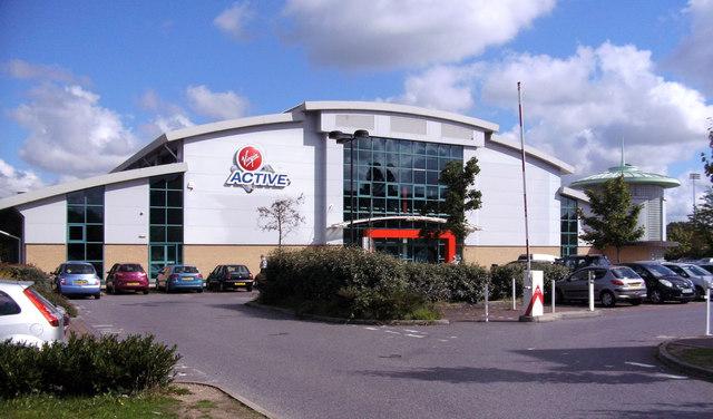 Virgin Active Gym, Chelmsford, Essex