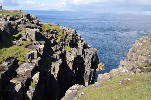 Cliffs at Neist Point
