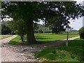 SU9416 : Signpost at Lavington Stud by Shazz