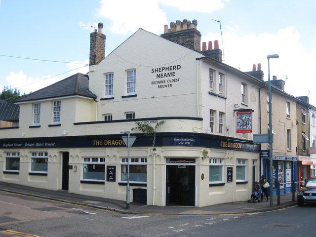 The Dragoon, Maidstone