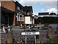 SP3182 : The Bell public house, High Street, Keresley by John Brightley