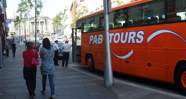 Pab Tours Ireland