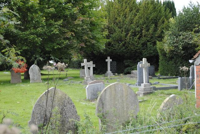 Flitton cemetery