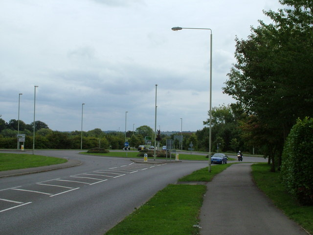 A606 Burley Rd Roundabout