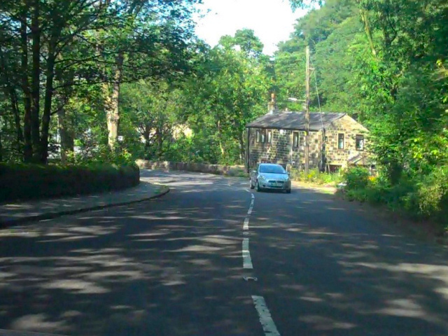 Cragg Road, Mytholmroyd