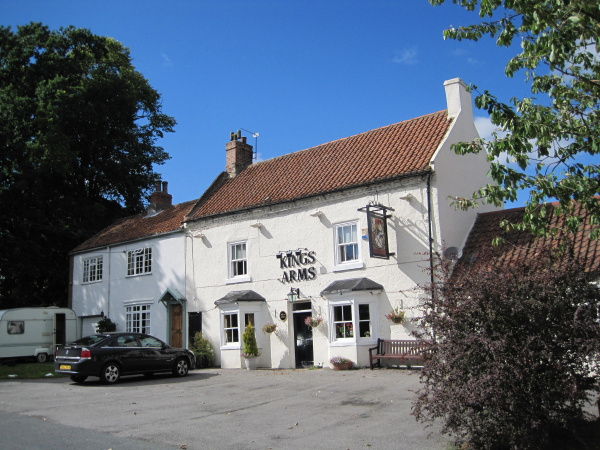 Kings Arms, Great Stainton