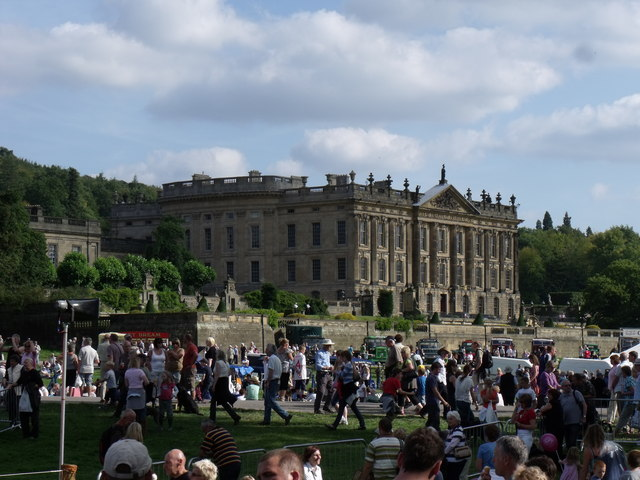 Chatsworth House Country Fair 2010