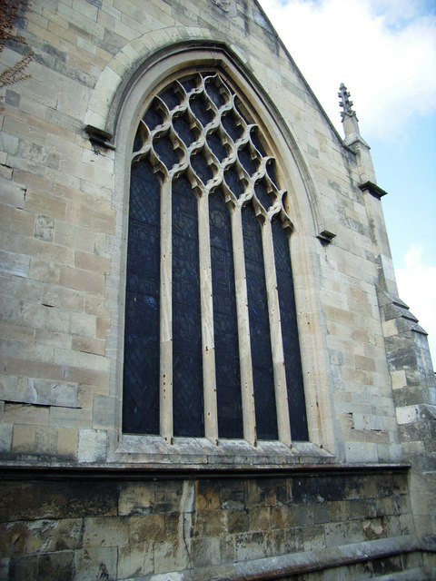 East Window, St Lawrence, Snaith