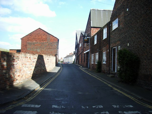 Mill Lane, Snaith