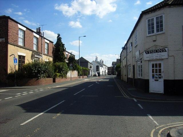 Selby Road, Snaith