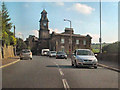 SE0324 : Former Congregational Church on Burnley Road, Luddenden Foot by David Dixon