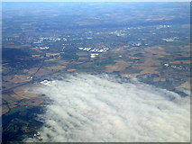 TL0038 : Milton Keynes from the air by Thomas Nugent