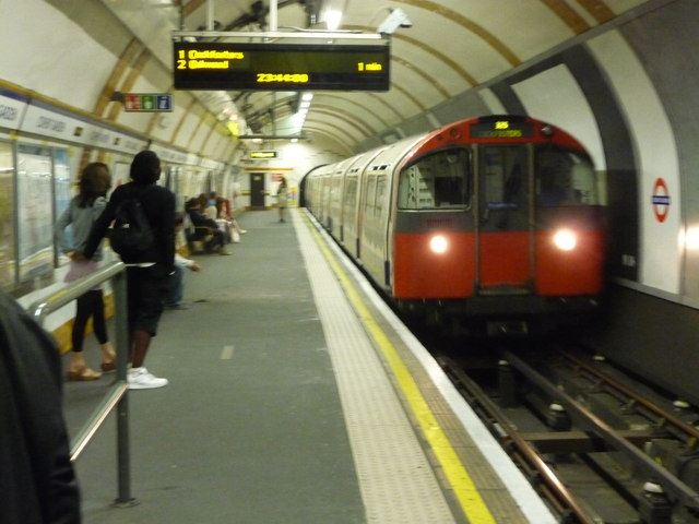 london underground zones. London Underground station
