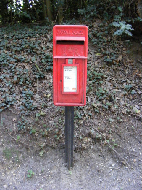 Beacon Hill Postbox