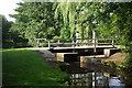 SJ9170 : Broadhurst Swing Bridge by Stephen McKay