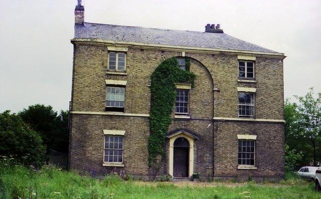 Marston Hall, Marston Jabbett