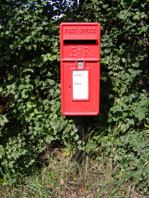 Orchard End Postbox