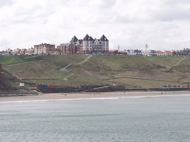 West Cliff from West pier