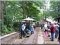 SK2999 : Miniature Railway at Wortley Top Forge Open Day - September 2010 - 3 by Terry Robinson