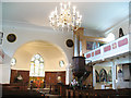 TQ2676 : St Mary, Battersea: interior by Stephen Craven