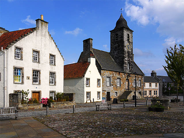 Culross, The Town House