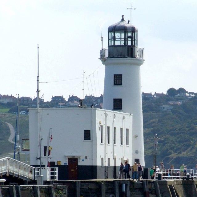 Lighthouse Scarborough 169 Dave Hitchborne Cc By Sa 2 0