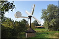 TM2384 : Starston Windpump by Ashley Dace