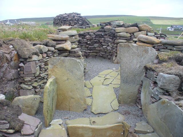 bressay stone shetland