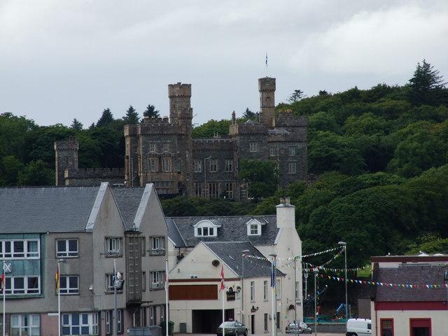 Lews Castle, Stornoway