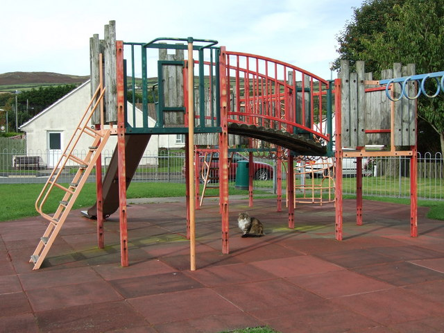 Children's playground, Fairy Hill