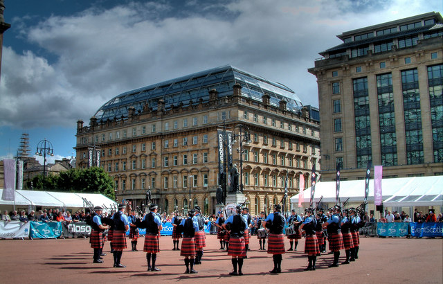 Canadian Pipe Band