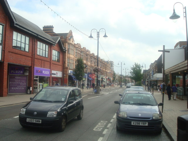High Street, New Malden